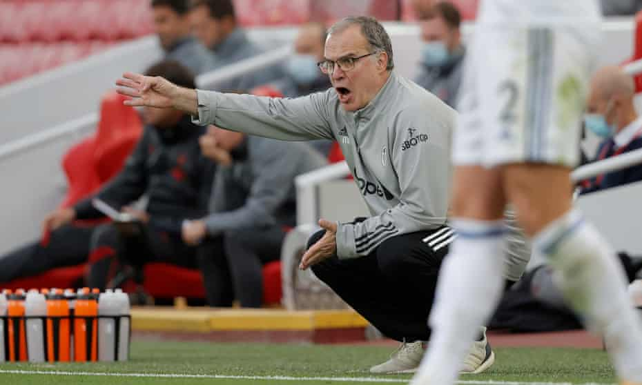 For all the attacking intent of Marcelo Bielsa's Leeds, opposition sides have worked out how to sit deep to counter their thrilling style.