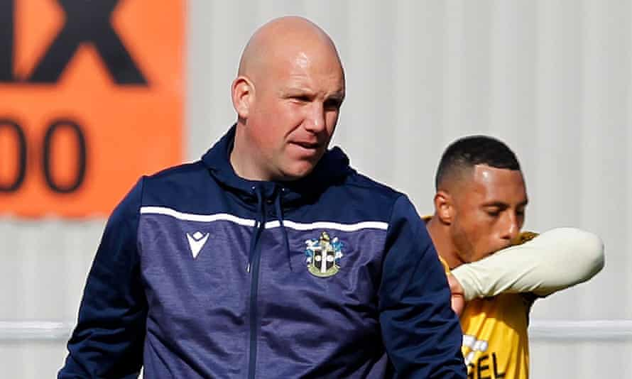 Sutton's manager, Matt Gray. 'There are no prima donnas or big-time Charlies here,' he says.