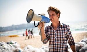 Craig Reucassel, host of ABC's War on Waste: