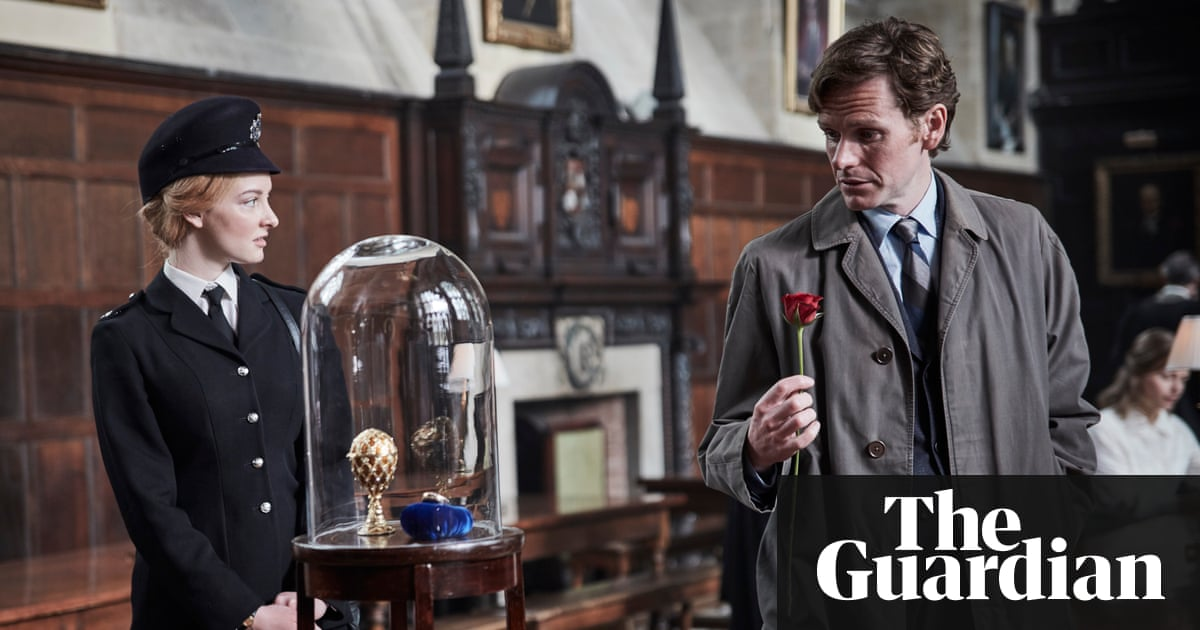 Endeavour review – as comforting as cheese on toast | Television & radio |  The Guardian