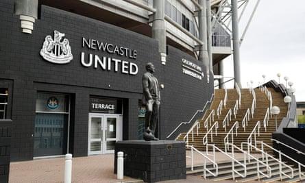 Newcastle United's St James's Park