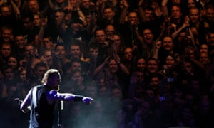 James Hetfield of Metallica: '… a leather clad, head banging, rock 'n' roll shouting Sartre'
