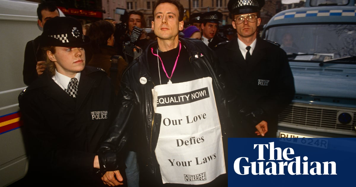 Peter Tatchell's life on film: 'So far I've been violently assaulted 300 times'