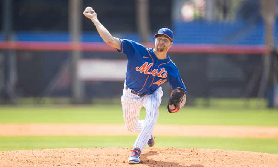 Jacob deGrom somehow appears to be getting better