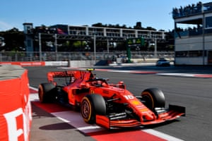Leclerc maintains his lead, but for how long?