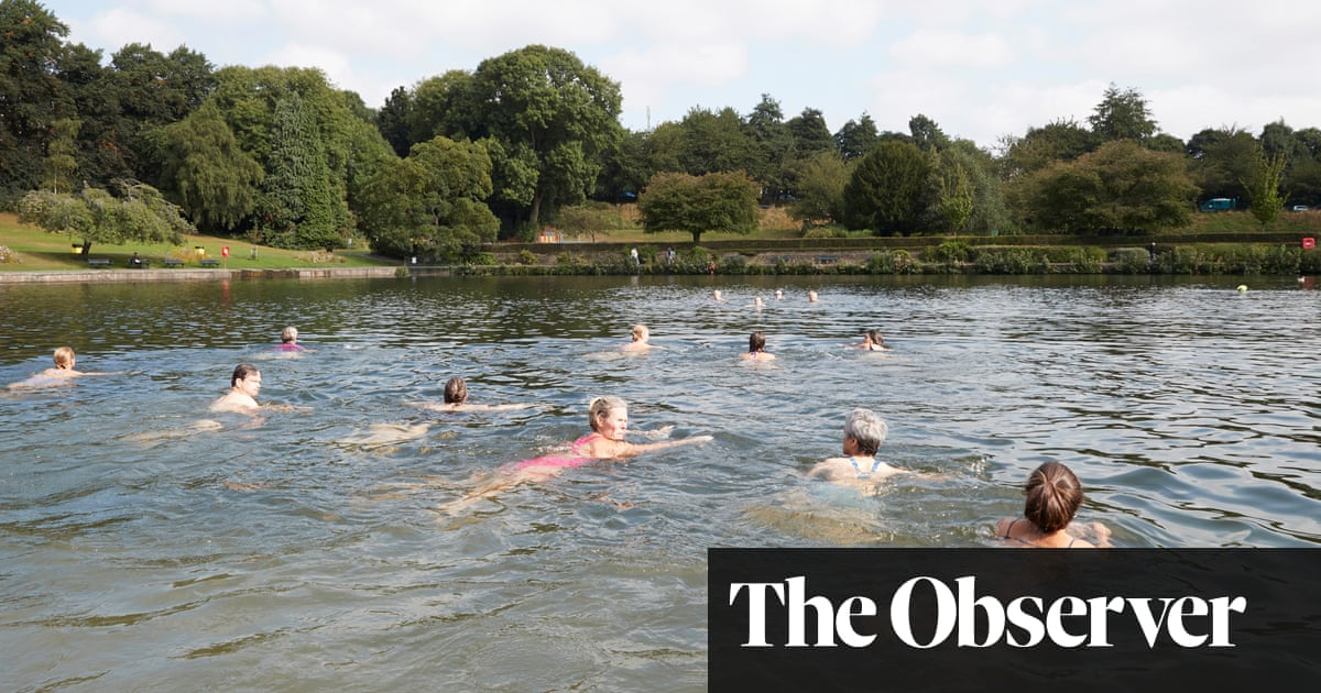 In at the deep end: the activists plunging into the wild swimming campaign