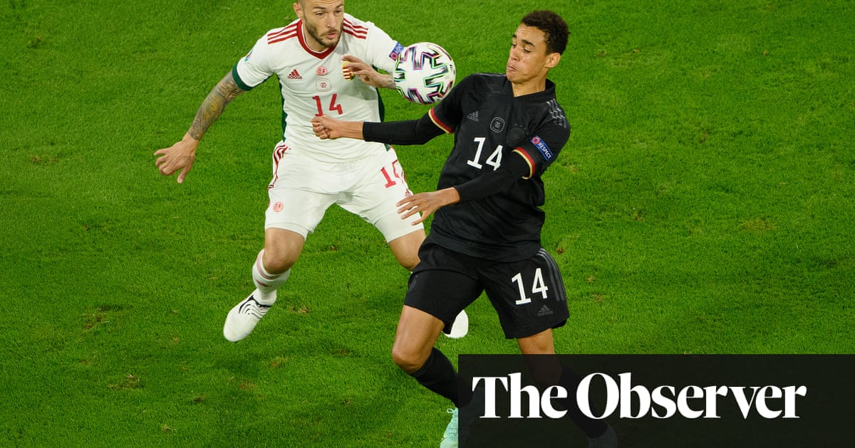The Germany v England clash isn't what it used to be – thankfully