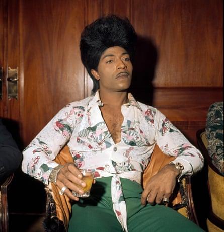 Little Richard, 1975