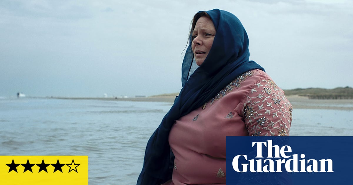 After Love review – Joanna Scanlan offers a masterclass in drama