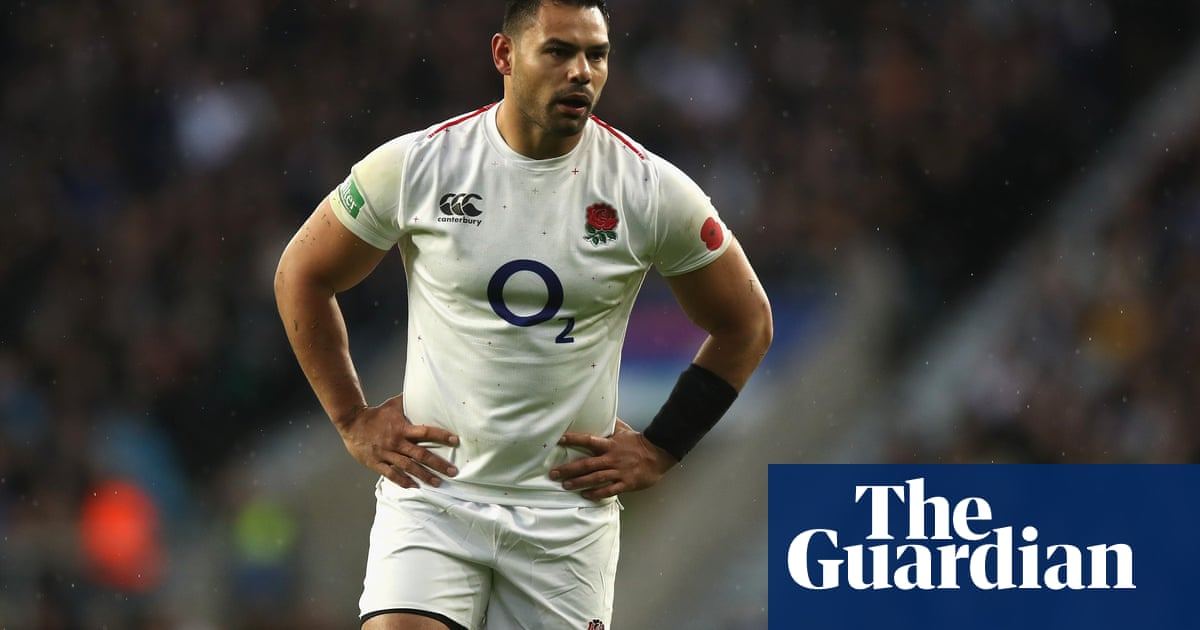 Ben Te'o omitted from England's 31-man World Cup squad