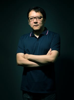 'VR gives you an uncomfortable feeling I wanted to harness and overcome' … Hidetaka Miyazaki