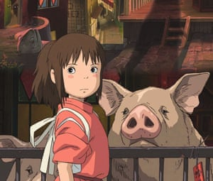 Spirited Away's main character Chihiro offers a different kind of heroism.