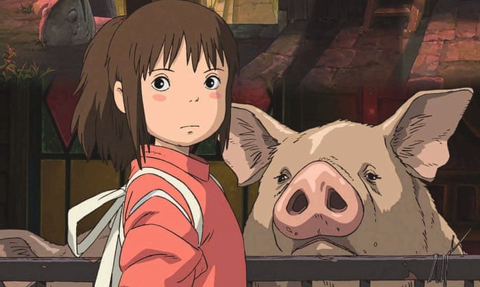 Every Studio Ghibli film – ranked! | Animation in film | The Guardian