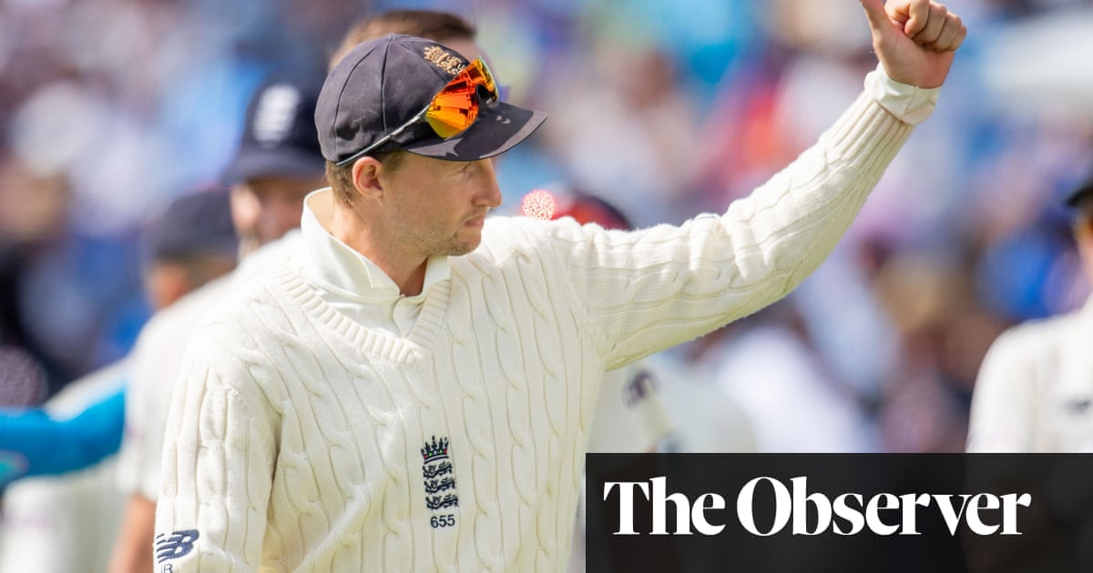 Root thanks players after becoming England's most successful Test captain