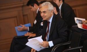 Fatih Birol of the IEA