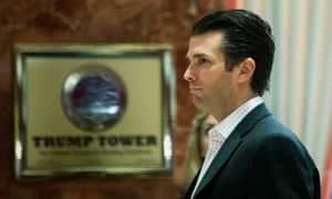 Donald Trump Jr compounded an ill-advised meeting with the Russians at his father's Manhattan HQ by telling the world about it on Twitter.