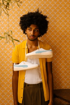 Legendary trainers Puma have reissued their archive Bluebird collection, which emerged from terrace culture in the late 70s. The collection features several international iterations, including the New York design based on a shoe made for 70s American football star Joe Namath. £75, size.co.uk