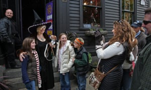 Crow Haven Corner, the oldest Witch shop in Salem