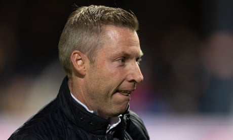 Neil Harris quits as Millwall manager after more than four years in charge