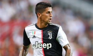 João Cancelo joined Juventus from Valencia last summer.