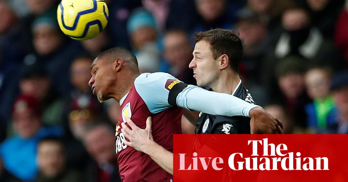 Aston Villa v Leicester City: Premier League – live! | Football