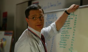 Joshua Malina as Will Bailey.