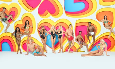 12 singles just looking for romance (and brand sponsorship) ... Love Island.