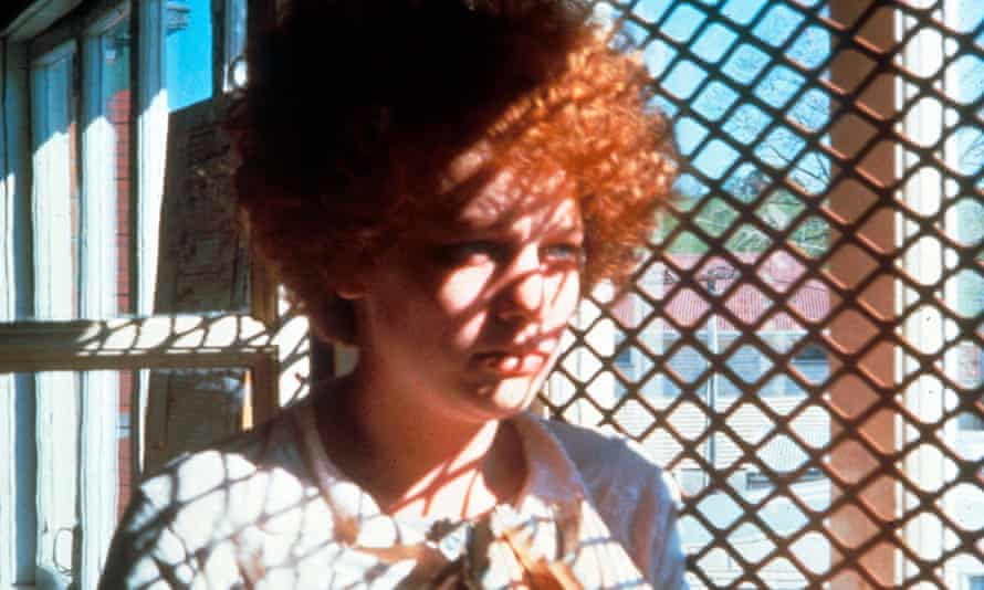 Kerry Fox in An Angel at My Table, Jane Campion's lyrical study of Janet Frame.