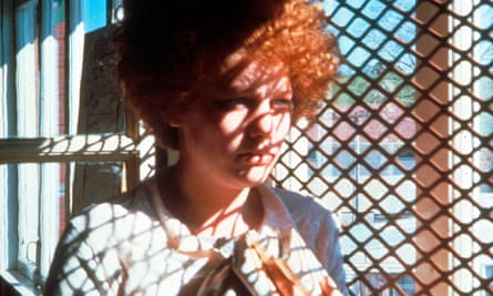 Kerry Fox as Janet Frame in the film version of An Angel at My Table.
