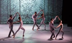 Lyon Opera Ballet's Trois Grandes Fugues