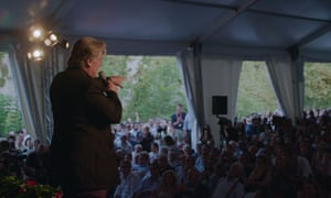 'Self-appointed ringmaster of the nationalist movement': Steve Bannon in The Brink