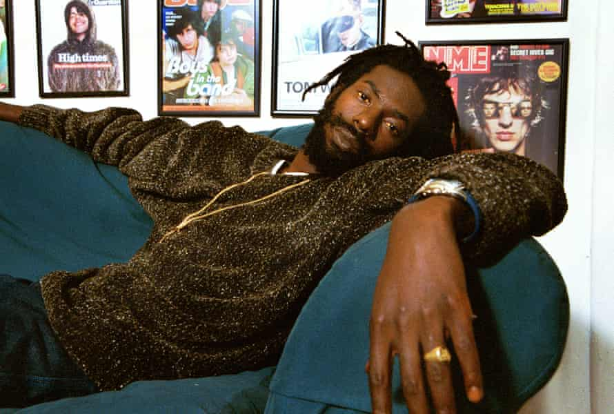 Buju Banton in 2003: raunch and gravel