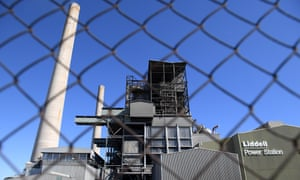 The Liddell power station