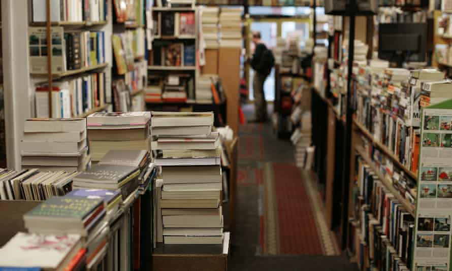 Books from small, independent co-op bookstores are a great way to support small business.