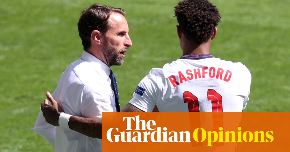 Can Rashford and Southgate save the union? They'll have their work cut out