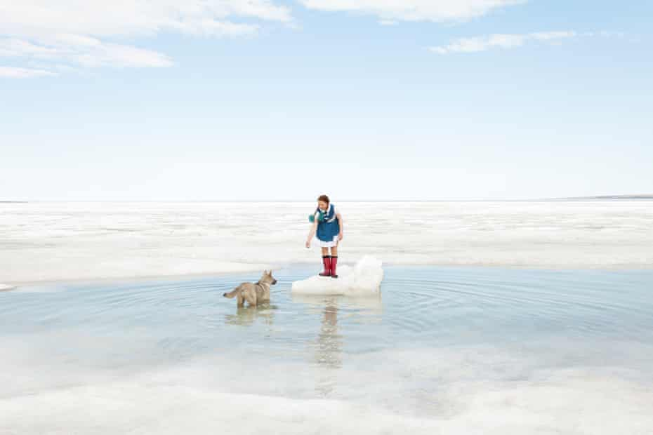 'She was convinced she would grow out of it the following day' … Tiksi, Russia.