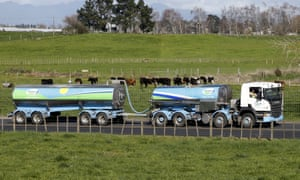 The Fonterra dairy company lost millions after the threat to poison its export baby formula.