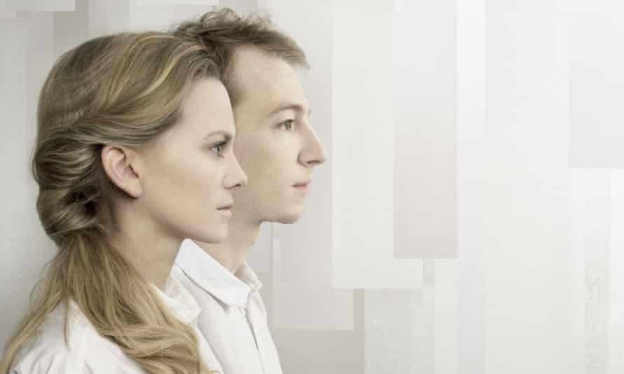 Mari Eriksmoen and Alphonse Cemin