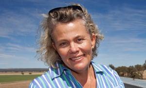 National Farmers' Federation head Fiona Simson