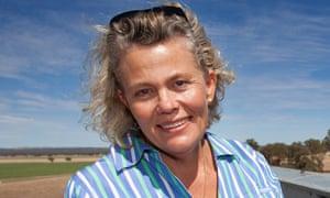 National Farmers Federation president Fiona Simson
