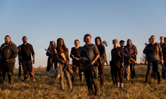 The Walking Dead: season 8, episode 16 recap – Wrath