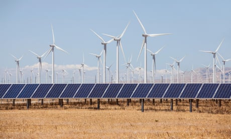 Study: wind and solar can power most of the United States