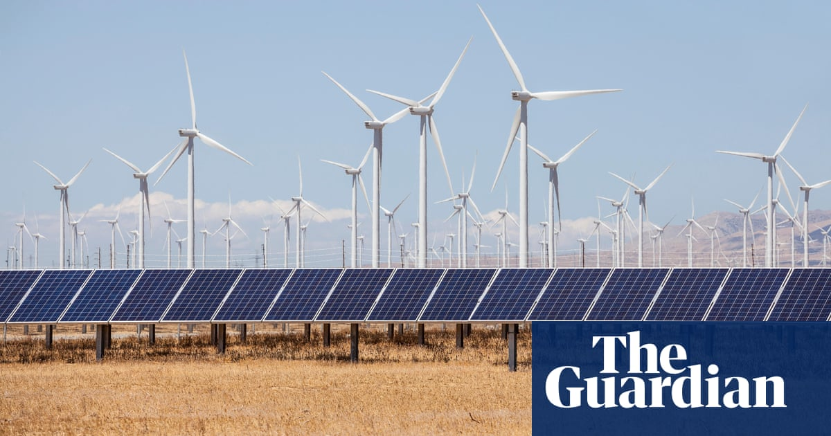 Study wind and solar can power most of the united states john study wind and solar can power most of the united states john abraham environment the guardian malvernweather Gallery