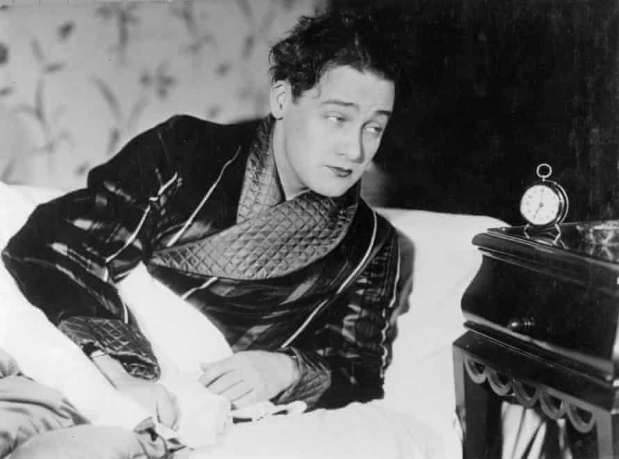 Max Hansen, circa 1920.