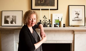 'I wanted to be a sculptor': Lucy Ellmann at home in Edinburgh