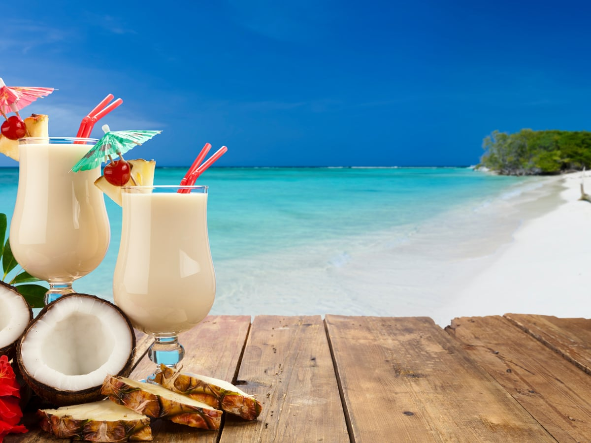 If you like pina coladas and getting caught in the rain, will you ...
