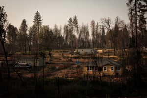 Paradise is rebuilding after the 2018 Camp fire destroyed the town.