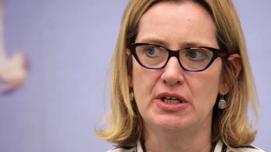Amber Rudd's speaks after retaining her seat.