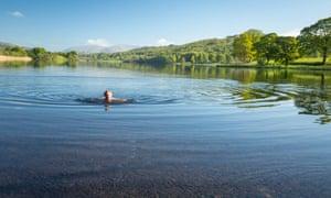 Esthwaite, Lake District