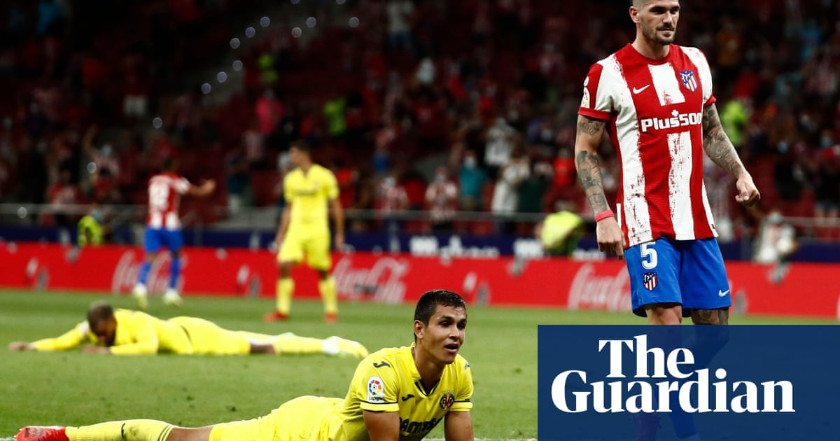 Unai Emery loses plot as Atlético snatch draw after comedy own goal